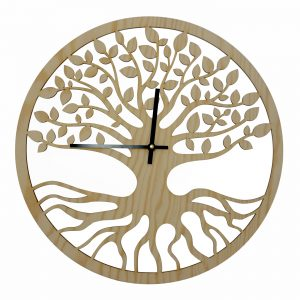 Uhr Baum des Lebens