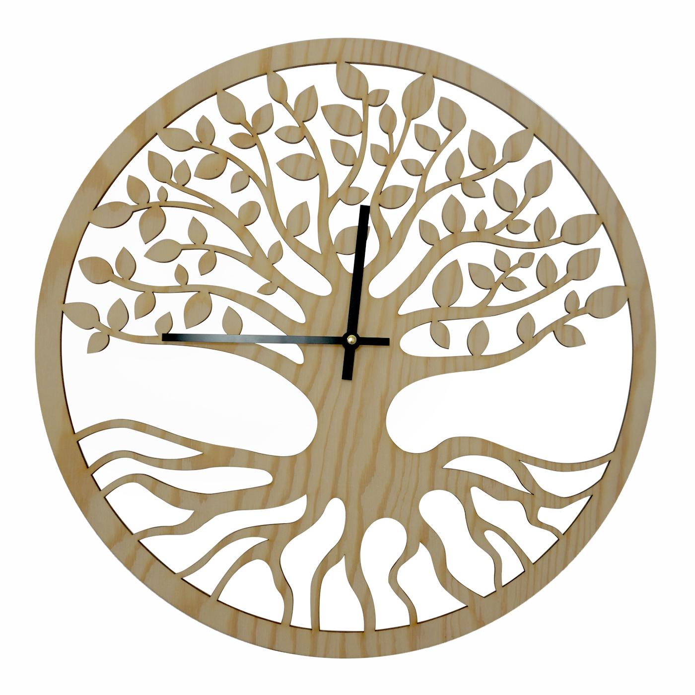 Uhr Baum Des Lebens Punktgenau Werbetechnik E U