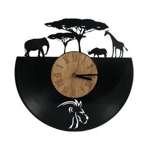 Uhr-Afrika