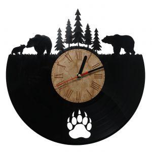Bären Uhr