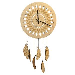 Mandala-Uhr